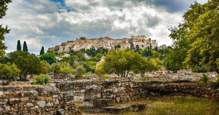 12 ATTRACTIONS IN ATHENS